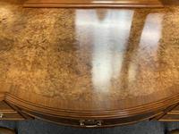 Burr Walnut Queen Anne Dressing Table (5 of 13)