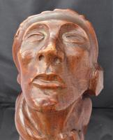 Cecil Hugh Twistleton, The Temptation of Eve, Carved Elm Sculpture, 1952 (3 of 10)