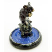 A Rare Royal Doulton Lambeth Antique Art Pottery Mouse Bibelot C. 1920's (3 of 6)