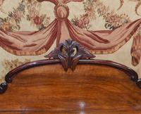 Victorian Chiffonier Sideboard Antique Mahogany c.1860 (3 of 8)