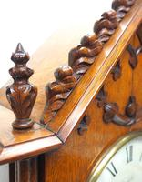 Antique Musical Westminster Chime Bracket Clock 8 Bell Triple Fusee Roskell Liverpool (9 of 14)