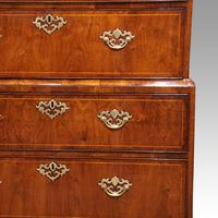 George III Walnut Chest on Chest (11 of 13)