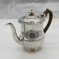 Antique George IV Sterling Silver Gravy Argyle London 1822 Thomas Burwash (5 of 8)