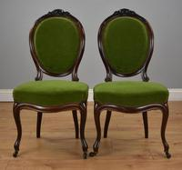 Pair of Continental Carved Chairs (7 of 13)