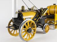 Hornby Live Steam Stephenson's Rocket As New (10 of 11)