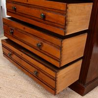 Walnut Chest of Drawers 19th Century (10 of 12)