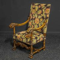 Pair of Throne Chairs (4 of 11)