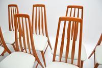 Set of 8 Danish Teak Vintage Dining Chairs by Nil Kofoed (3 of 11)