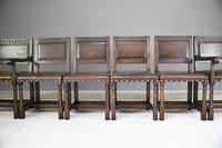 Set of 6 Cromwellian Dining Chairs (10 of 12)