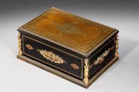 Mid 19th Century French Ebonized Box (2 of 5)