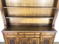 Early 20th Century Antique Oak Dresser (14 of 16)