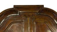 Geo III Style Walnut Corner Cabinet (4 of 5)