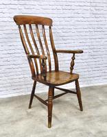 Windsor Lathback Armchair, c.1890 (3 of 6)