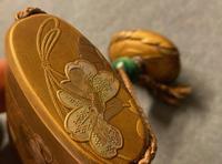 Antique Edo Japanese Inro, Netsuke & Ojime - Kansai and Jokosai (7 of 20)