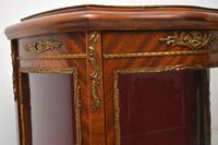 Antique French Style Ormolu Mounted Display Cabinet (3 of 13)