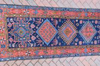 Antique Kraja narrow runner  445x96cm (5 of 9)