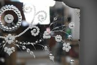 Vintage Etched Wall Mirror (4 of 13)