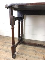 Early 18th Century Oak Gateleg Table (9 of 11)