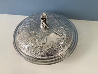 Antique Georgian Silver Entree Dish - Hester Bateman (2 of 10)