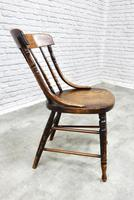 Set of 4 Windsor Country Kitchen Chairs (6 of 6)