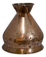 Victorian Copper 2 Gallon Measure c.1860 (5 of 5)