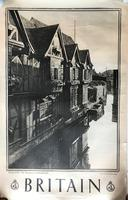 9 Original  Photogravure Printed Travel Posters from the Series 'Britain' by the Travel Association (11 of 18)