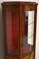 Antique French Style Ormolu Mounted Display Cabinet (10 of 13)