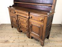 Antique 19th Century Oak Dresser (3 of 16)