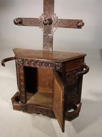 Remarkable Mid 19th Century Hat & Hall Stand (5 of 5)
