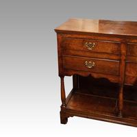 Antique oak pot board dresser (12 of 13)