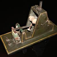 Hand-built Model of Samuel Morse's Telegraph Receiver c.1860 (5 of 9)