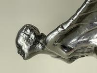 Elegant Nubile Rolls Royce Spirit of Ecstasy Wraith Car Mascot Sculpture Charles Sykes (38 of 43)