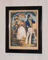 Three Romantic Regency Tinsel Prints (4 of 7)