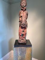 Stunning Africa Yoruba Votive Statue, Antique (2 of 7)