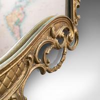 Large Antique Wall Mirror, Italian, Gilt Metal, Hall, Bedroom, Rococo, Victorian (10 of 12)