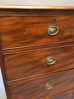 George III Pillar Chest of Drawers (10 of 12)