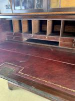 Victorian Mahogany Secrétaire Bookcase (7 of 8)