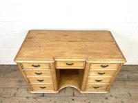 Victorian Antique Pine Sideboard with Drawers (3 of 11)