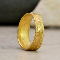 The Viking Age Iron Heart Gold Ring (6 of 6)