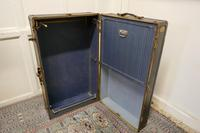 American Fitted Steamer Trunk or Cabin Wardrobe by Luxor (7 of 8)