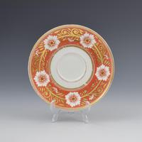 Spode Etruscan Cup & Saucer Serpent Handle Pattern 878 c.1817 (6 of 7)