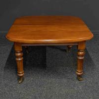 Victorian Mahogany Extending Table (5 of 9)
