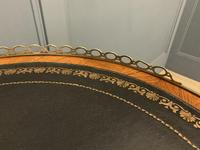 Victorian Kidney Shaped Rosewood Writing Table (4 of 18)