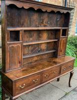Georgian Oak Dresser c 1760 (2 of 11)
