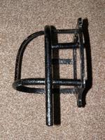 Antique Solid Cast Iron Set of 3 Harness Racks Inc Saddle, Bridle & Collar Hooks (8 of 15)