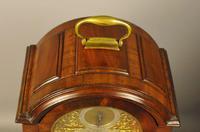 Fine Mahogany Verge Triple Pad Top Bracket Clock - Martineau, London (5 of 13)