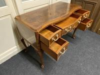 Pretty Quality Burr Walnut Dressing Table (13 of 17)