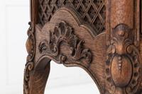 Pair of 19th Century French Oak Bedside Tables (9 of 13)