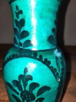 Antique Islamic Turquoise Glazed Vase (9 of 10)
