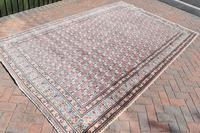 Antique North West Persian Kelleh carpet 477x143cm (2 of 3)